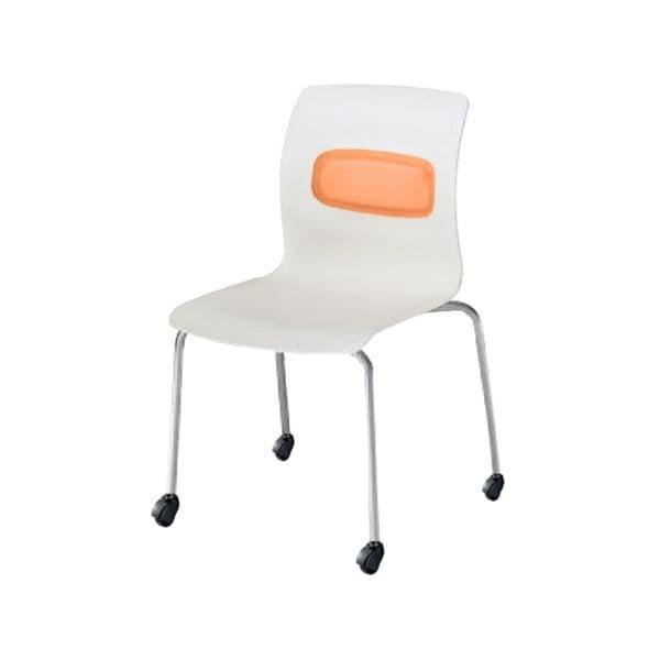 コクヨ(KOKUYO) ミーティングチェア pictis(ピクティス) CK-770C-V [会議イス 学校 体育館 公民館 チェア いす 椅子 集会場 業務用 会議用椅子 会議椅子 会議室 オフィス家具 オフィス用 オフィス用品 スタッキングチェア]