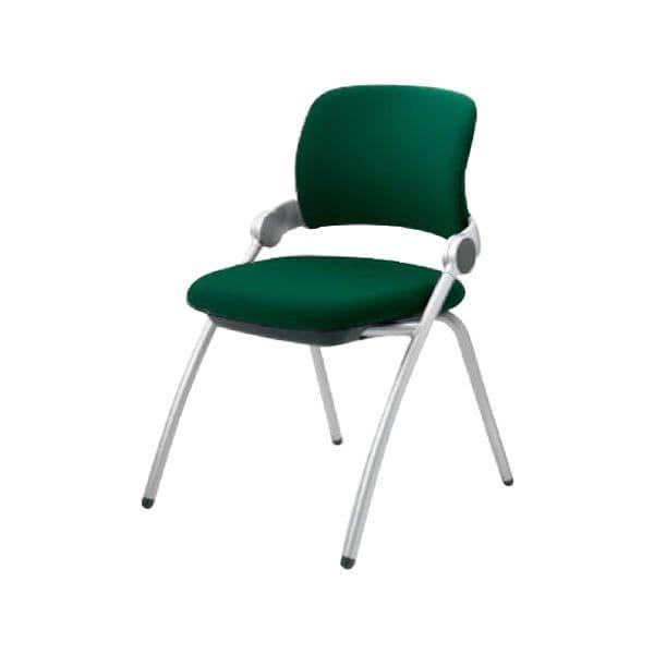コクヨ(KOKUYO) オフィスチェア ミーティングチェア Sixa(シグザ) CK-350N [会議イス 学校 体育館 公民館 チェア いす 椅子 集会場 業務用 会議用椅子 会議椅子 会議室 オフィス家具 オフィス用 オフィス用品]
