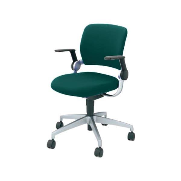 コクヨ(KOKUYO) オフィスチェア ミーティングチェア Sixa(シグザ) CK-357-WN [会議イス 学校 体育館 公民館 チェア いす 椅子 集会場 業務用 会議用椅子 会議椅子 会議室 オフィス家具 オフィス用 オフィス用品]