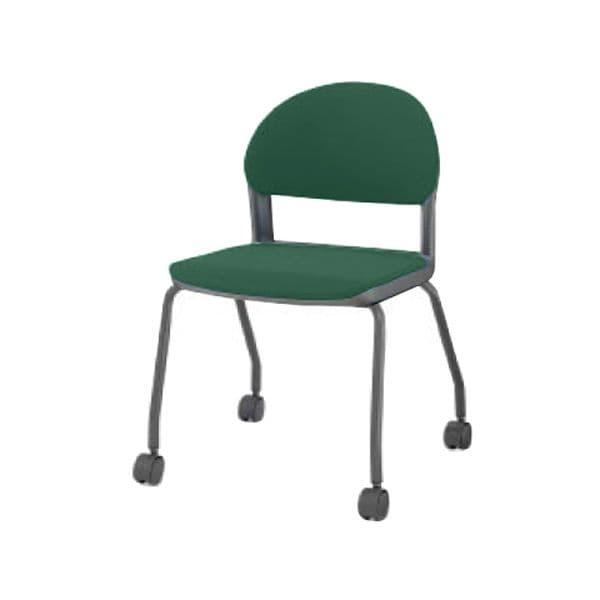 コクヨ(KOKUYO) ミーティングチェア 会議用イス150 CK-150CF4JA-VN [会議イス 学校 体育館 公民館 チェア いす 椅子 集会場 業務用 会議用椅子 会議椅子 会議室 オフィス家具 オフィス用 オフィス用品 スタッキングチェア]