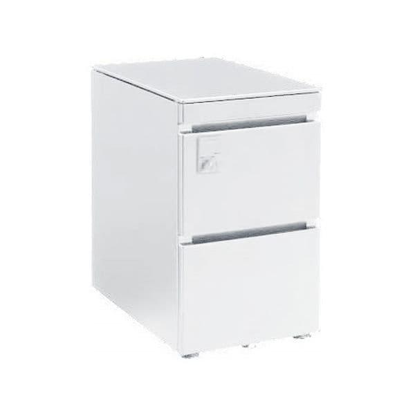 コクヨ(KOKUYO) ワゴン GX(ジーエックス) W395×D602×H648mm SD-GXZ46DT3 [キャビネット デスク デスク収納 脇机 収納家具 オフィス収納 オフィス家具 オフィス用 オフィス用品]