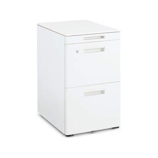 コクヨ(KOKUYO) ワゴン GT(ジーティー) W395×D502×H648mm SD-GT45T3 [キャビネット デスク デスク収納 脇机 収納家具 オフィス収納 オフィス家具 オフィス用 オフィス用品]
