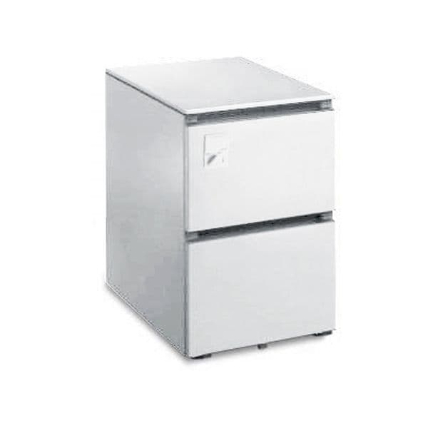 コクヨ(KOKUYO) ワゴン GX(ジーエックス) W395×D602×H600mm SD-GX46DA2 [キャビネット デスク デスク収納 脇机 収納家具 オフィス収納 オフィス家具 オフィス用 オフィス用品]