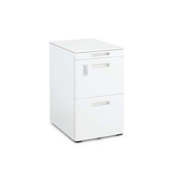 コクヨ(KOKUYO) ワゴン GT(ジーティー) W395×D602×H648mm SD-GTZ46DT3 [キャビネット デスク デスク収納 脇机 収納家具 オフィス収納 オフィス家具 オフィス用 オフィス用品]