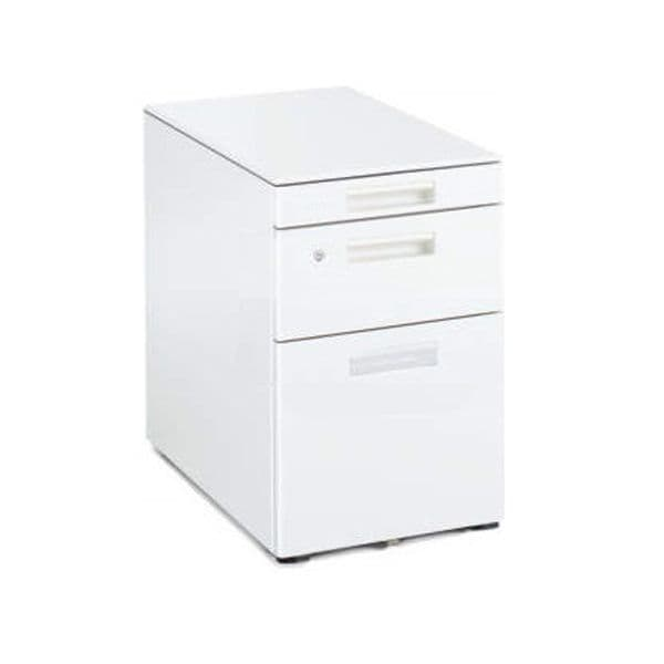 コクヨ(KOKUYO) ワゴン GT(ジーティー) W395×D602×H600mm SD-GT46V3 [キャビネット デスク デスク収納 脇机 収納家具 オフィス収納 オフィス家具 オフィス用 オフィス用品]