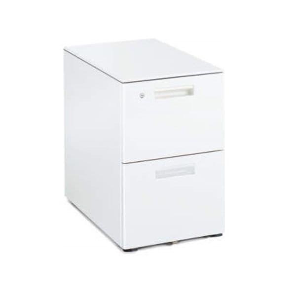 コクヨ(KOKUYO) ワゴン GT(ジーティー) W395×D602×H600mm SD-GT46A2 [キャビネット デスク デスク収納 脇机 収納家具 オフィス収納 オフィス家具 オフィス用 オフィス用品]