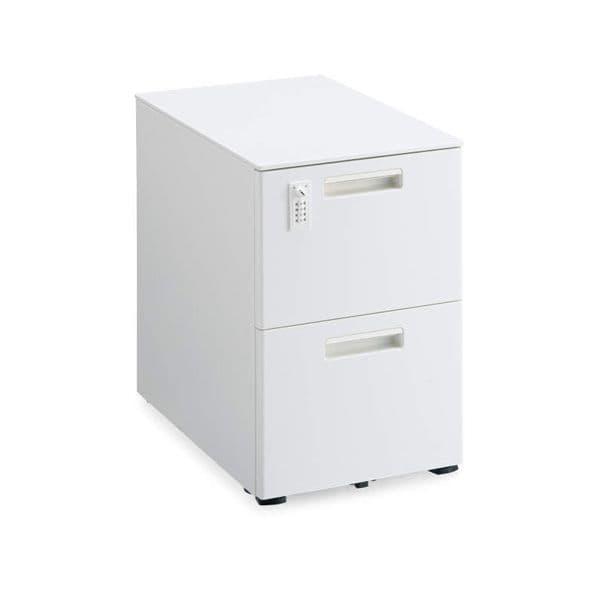 コクヨ(KOKUYO) ワゴン GT(ジーティー) W395×D602×H600mm SD-GT46DA2 [キャビネット デスク デスク収納 脇机 収納家具 オフィス収納 オフィス家具 オフィス用 オフィス用品]