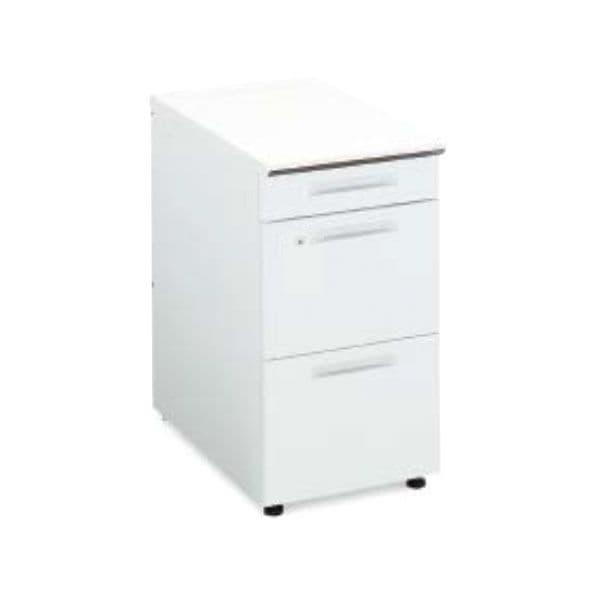 コクヨ(KOKUYO) 脇机 iS(アイエス) W400×D650×H720mm SD-ISN465ECASN [キャビネット デスク デスク収納 ワゴン サイドデスク 収納家具 オフィス収納 オフィス家具 オフィス用 オフィス用品]