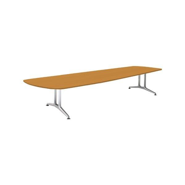 コクヨ(KOKUYO) ミーティングテーブル WT-200シリーズ W3200×D1200×H720mm WT-W221【別途 組立費必須】 [会議用テーブル 会議テーブル 会議用デスク 会議デスク 休憩室 食堂 オフィス用 会議室 ワーキングテーブル 作業テーブル 作業机 テーブル]