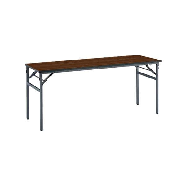 コクヨ(KOKUYO) 長方形テーブル KT-N120シリーズ W1800×D450×H700mm KT-NS120 [ワーキングテーブル ワークテーブル テーブル 折りたたみテーブル 会議用テーブル 会議テーブル 休憩室 食堂 オフィス用品 オフィス用 オフィス家具]
