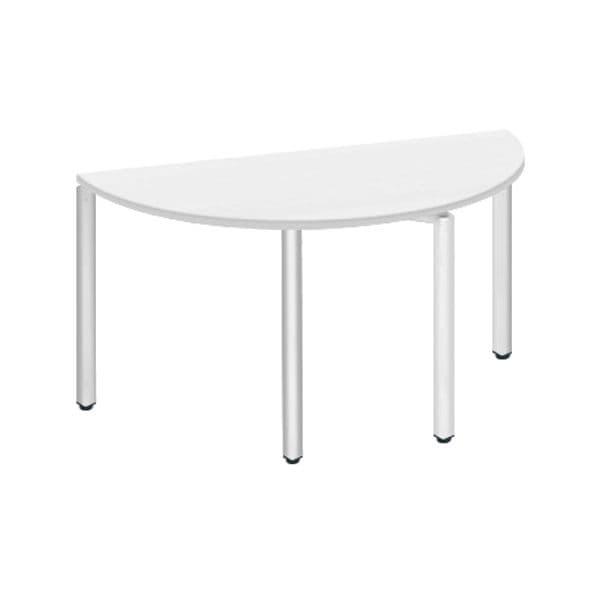 コクヨ(KOKUYO) テーブル WORKFIT(ワークフィット) W1400×D700×H720mm SD-WFTA14H【別途 組立費必須】 [ワーキングテーブル ワークテーブル テーブル ミーティングテーブル 長方形 オフィス家具 会議テーブル 会議用テーブル 会議机 オフィステーブル]