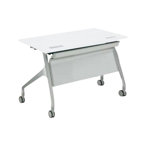 コクヨ(KOKUYO) フォールディングテーブル EPIPHY(エピファイ) W1200mm KT-PSW1004 [テーブル 跳ね上げ式テーブル オフィス家具 オフィス用 オフィス用品]