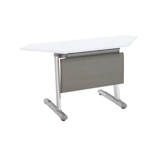 コクヨ(KOKUYO) ミーティングテーブル KT-920シリーズ W1355×D450×H700mm KT-PJC920 [会議用テーブル 会議テーブル 会議用デスク 会議デスク 休憩室 食堂 オフィス用 会議室 ワーキングテーブル 作業テーブル 作業机 テーブル 跳ね上げ式テーブル]