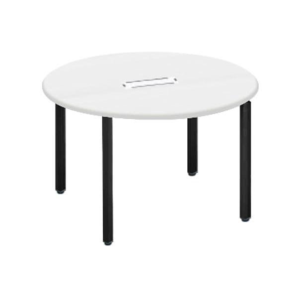 コクヨ(KOKUYO) 円形テーブル WORKFIT(ワークフィット) Φ1200×D1200×H720mm SD-WFTBA12【別途 組立費必須】 [ワーキングテーブル ワークテーブル テーブル ミーティングテーブル 円形 オフィス家具 会議テーブル 会議用テーブル 会議机]