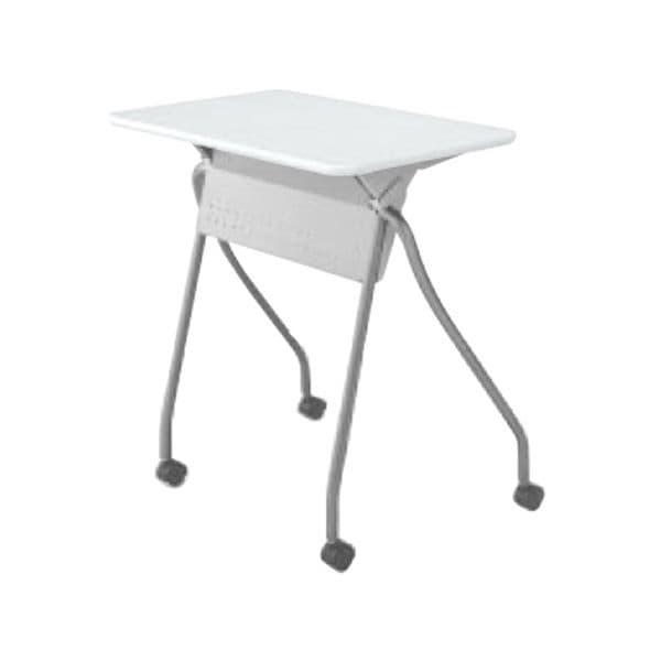 コクヨ(KOKUYO) 長方形テーブル プレサテーブルS W650×D450×H700mm SST-PSFH1B-UN【別途 組立費必須】 [ワーキングテーブル ワークテーブル テーブル 跳ね上げ式テーブル 長方形 オフィス家具 オフィス用 オフィス用品]