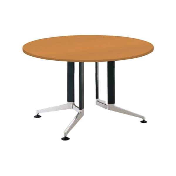 コクヨ(KOKUYO) ミーティングテーブル 円形 WT-300シリーズ Φ1200×D1200×H720mm WT-PW321【別途 組立費必須】 [会議用テーブル 会議テーブル 会議用デスク 会議デスク 休憩室 食堂 オフィス用 会議室 ワーキングテーブル 作業テーブル テーブル]