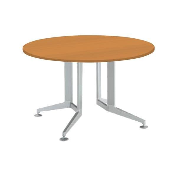 コクヨ(KOKUYO) ミーティングテーブル 円形 WT-300シリーズ Φ1200×D1200×H720mm WT-W321【別途 組立費必須】 [会議用テーブル 会議テーブル 会議用デスク 会議デスク 休憩室 食堂 オフィス用 会議室 ワーキングテーブル 作業テーブル テーブル]