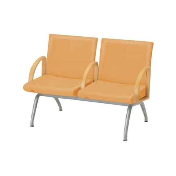 コクヨ(KOKUYO) ベンチ ロビーチェア CORETTY(コレッティ) W1120×D620×H770mm CN-422AAV [いす イス 椅子 ロビー 受付 ロビーソファ チェア オフィス家具 オフィス用 オフィス用品]