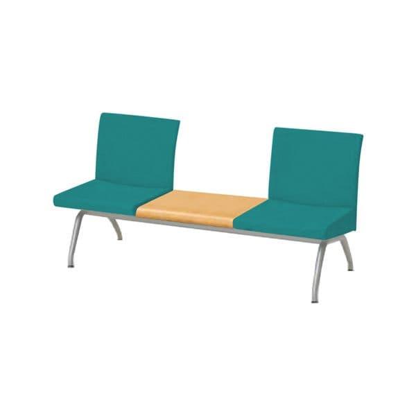 コクヨ(KOKUYO) ベンチ ロビーチェア CORETTY(コレッティ) W1580×D620×H770mm CN-423TK [いす イス 椅子 ロビー 受付 ロビーソファ チェア オフィス家具 オフィス用 オフィス用品]