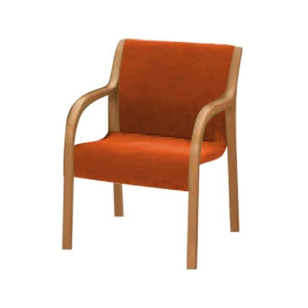 コクヨ(KOKUYO) ベンチ ロビーチェア 400シリーズ W570×D610×H795mm CN-W401AK5 [いす イス 椅子 ロビー 受付 ロビーソファ チェア オフィス家具 オフィス用 オフィス用品]