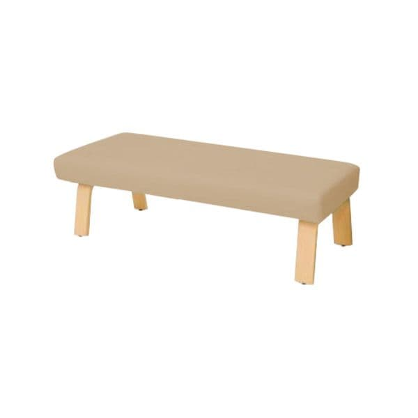 コクヨ(KOKUYO) ベンチ ALRA(アルラ) W1235×D600×H380mm CN-W452BL [いす イス 椅子 ロビー 受付 ロビーソファ チェア オフィス家具 オフィス用 オフィス用品]