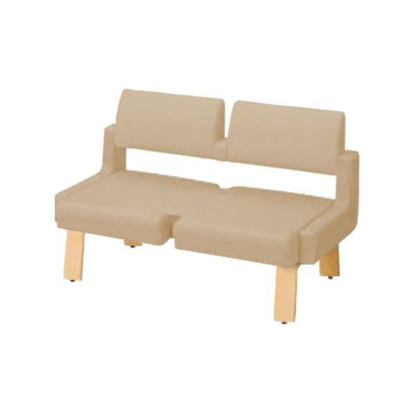 コクヨ(KOKUYO) ベンチ ロビーチェア ALRA(アルラ) W1235×D600×H770mm CN-W452LLL [いす イス 椅子 ロビー 受付 ロビーソファ チェア オフィス家具 オフィス用 オフィス用品]