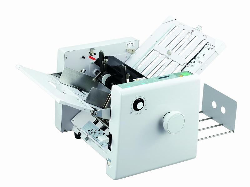ニッポー<NIPPO>(南州工業) B7~A3対応自動紙折り機 ハイスピードタイプ 標準排紙型 NP450A 【送料無料!!】