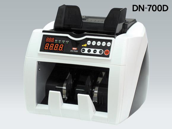 【送料無料】 DAITO<ダイト> 異金種検知機能付紙幣計数機 DN-700D