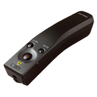 コクヨ 赤色レーザーポインターパワーポイント対応タイプ ELA-RU44 照射形状変更機能搭載・ユニバーサルデザイン 【送料無料】