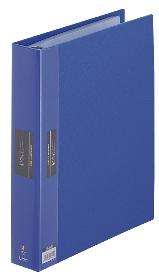 キングジム KING お得クーポン発行中 JIM 公式通販 クリアーファイルヒクタス バインダー A4S 7139-3アオ