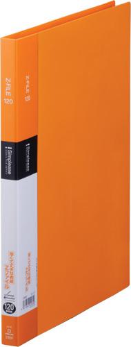 キングジム KING JIM シンプリーズZファイル 578SPオレ 激安通販ショッピング 高品質