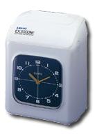 【送料無料】アマノ<amano> 電子タイムレコーダーホワイト EX3000Nc(W) EX3000Nc EX-3000Nc