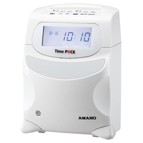 【送料無料】アマノ<amano> 勤怠管理ソフト付きタイムレコーダー TimeP@CKIII 100(タイムパック3 100) TP@C-70TC timepack3 100