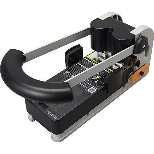 【送料無料】カール事務器 強力パンチ HD-520N 穿孔能力220枚(20mm)