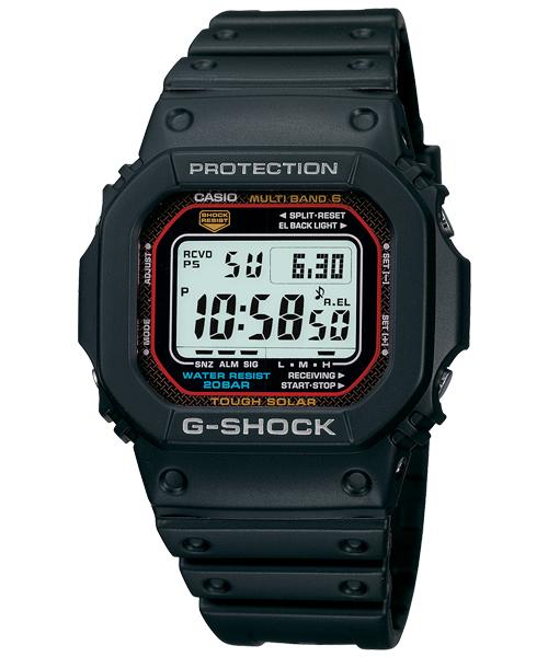 CASIO G-SHOCK(カシオ Gショック) ORIGIN 「The G」 GW-M5610-1JF 国内正規品 タフソーラー・「MULTI BAND 6」搭載