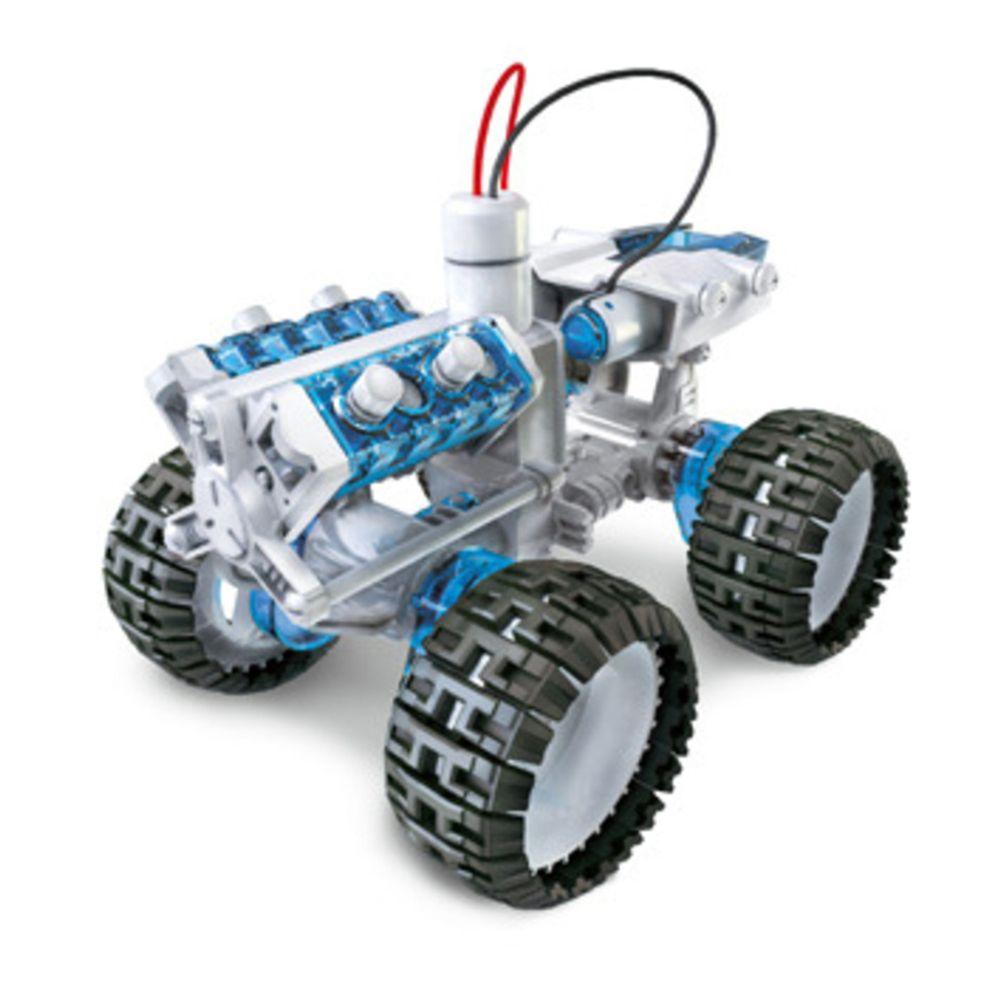 大特価 水の力でスムーズな動き 最新号掲載アイテム イーケイジャパン 4WD燃料電池カー JS-7903 8337247