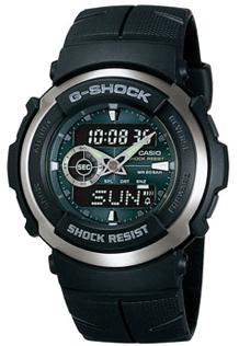 【送料無料!】CASIO G-SHOCK(カシオ Gショック) 「G-SPIKE(Gスパイク)」 G-300-3AJF 国内正規品