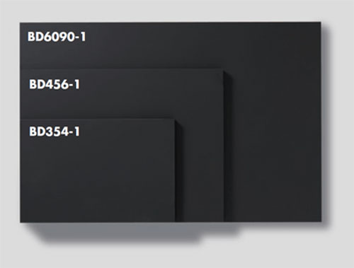 黒板 黒 450×600mm BD456-1 株式会社 光 hikari 【RCP】