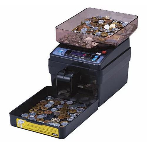 エンゲルス 小型硬貨計数器 コインカウンターSCC-20 【送料無料】
