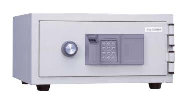 【送料無料】 日本アイ・エス・ケイ(旧キング工業)HOME SAFE<家庭用耐火金庫> 指紋認証耐火金庫 CPS-FPE-A4 30分耐火性能試験合格