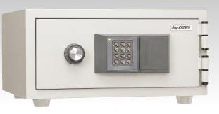 【送料無料】 日本アイ・エス・ケイ(旧キング工業) HOME SAFE<家庭用耐火金庫> プッシュボタン式コンパクトセーフ 30分耐火性能試験合格 CPS-E-A4 送料無料!!