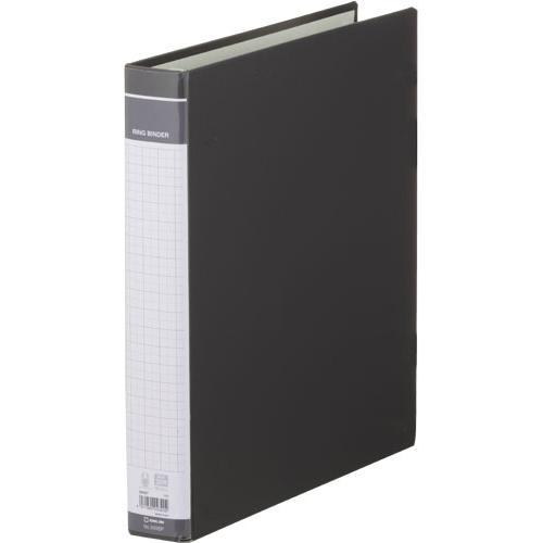 キングジム KING JIM 驚きの値段で リングバインダーBF ベーシックファイル ランキング総合1位 A4 黒 タテ型 669BFクロ 300枚