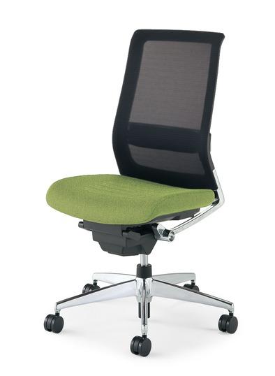【送料無料】コクヨ<KOKUYO> Advanced Chair(次世代OAチェア) AIRFORT<エアフォート> 「エアランバーサポート搭載」 スタンダードタイプ 肘なし CR-GA2330□-W・V
