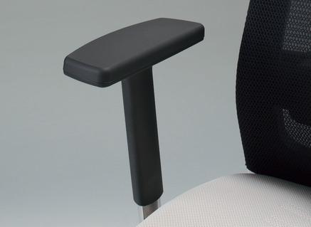 【送料無料】コクヨ<KOKUYO> Advanced Chair(次世代OAチェア) AIRFORT<エアフォート>用オプションパーツ 肘置き(上下肘) CRA-GA2311