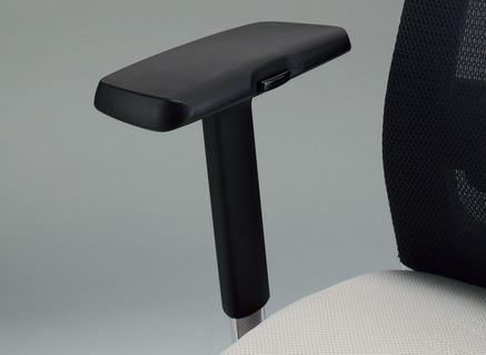 【送料無料】コクヨ<KOKUYO> Advanced Chair(次世代OAチェア) AIRFORT<エアフォート>用オプションパーツ 肘置き(可動肘) CRA-GA2321