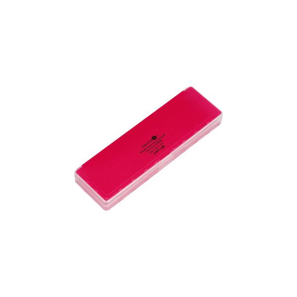 シンプルであきのこないキュートなスクエアタイプのペンケース メール便なら送料290円 LIHIT LAB. リヒトラブ AQUA A-5021-赤 保証 A5021-赤 ペンケース A-5021-3赤 DROPs 開店記念セール A5021-3
