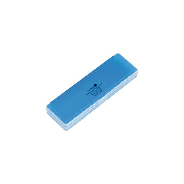 シンプルであきのこないキュートなスクエアタイプのペンケース メール便なら送料290円 LIHIT LAB. ついに入荷 リヒトラブ AQUA A5021-8 A5021-青 A-5021-8青 正規品送料無料 ペンケース A-5021-青 DROPs