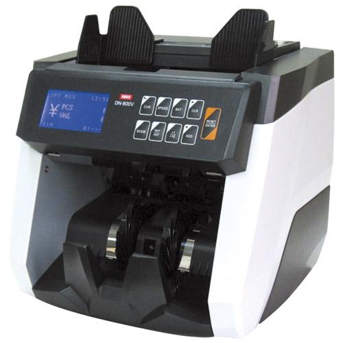 【送料無料】DAITO<ダイト> 混合金種紙幣計数機 DN-800V
