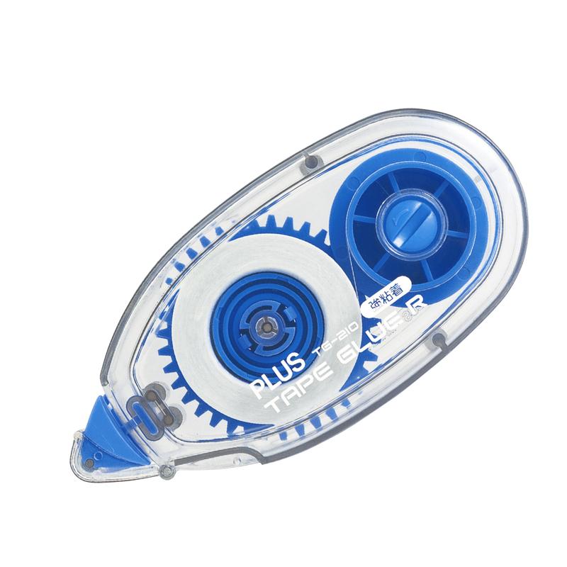プラス(PLUS)テープのり テープグルーR 8.4mm幅 10個入 TG-210-10P 37-397