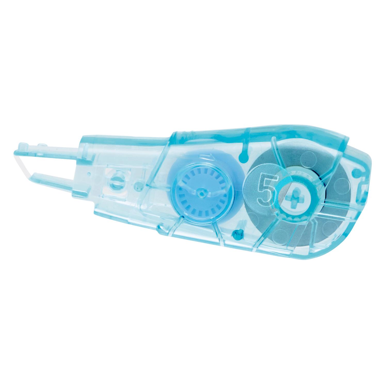 メール便なら送料290円 新発売 プラス PLUS 修正テープ ホワイパーPT WH-645R 5mm 48-761 交換テープ 再入荷 予約販売 ブルー